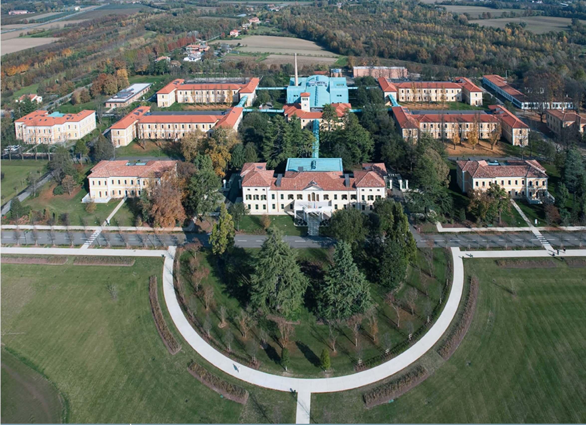 Recupero Ex Ospedale Psichiatrico Sant'Artemio