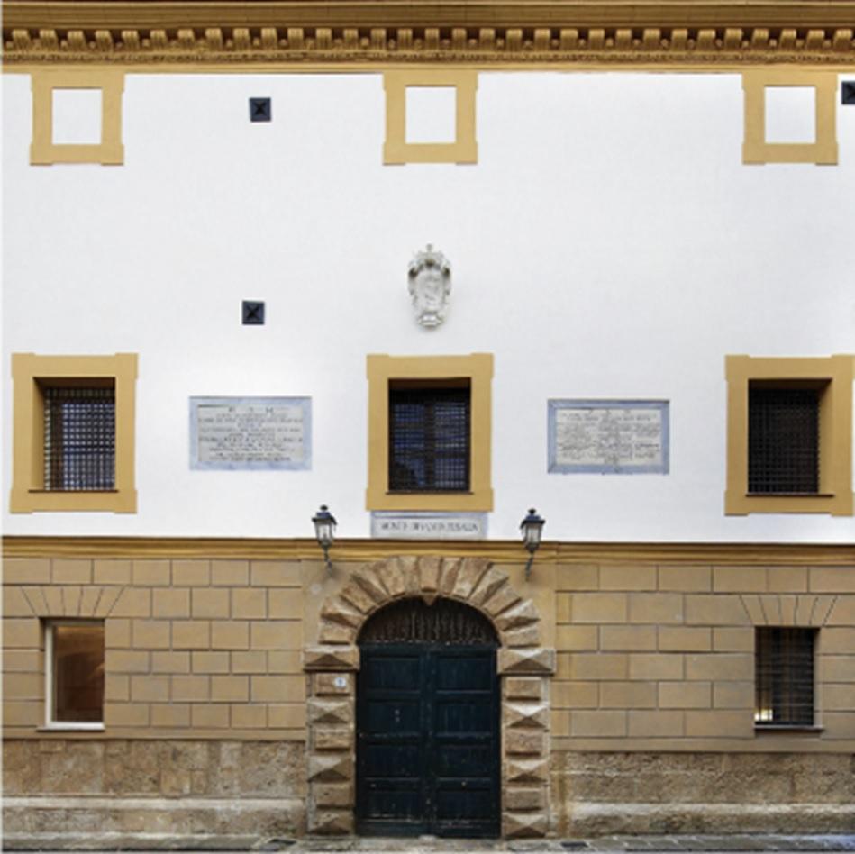 Restauro di Palazzo Branciforte a Palermo