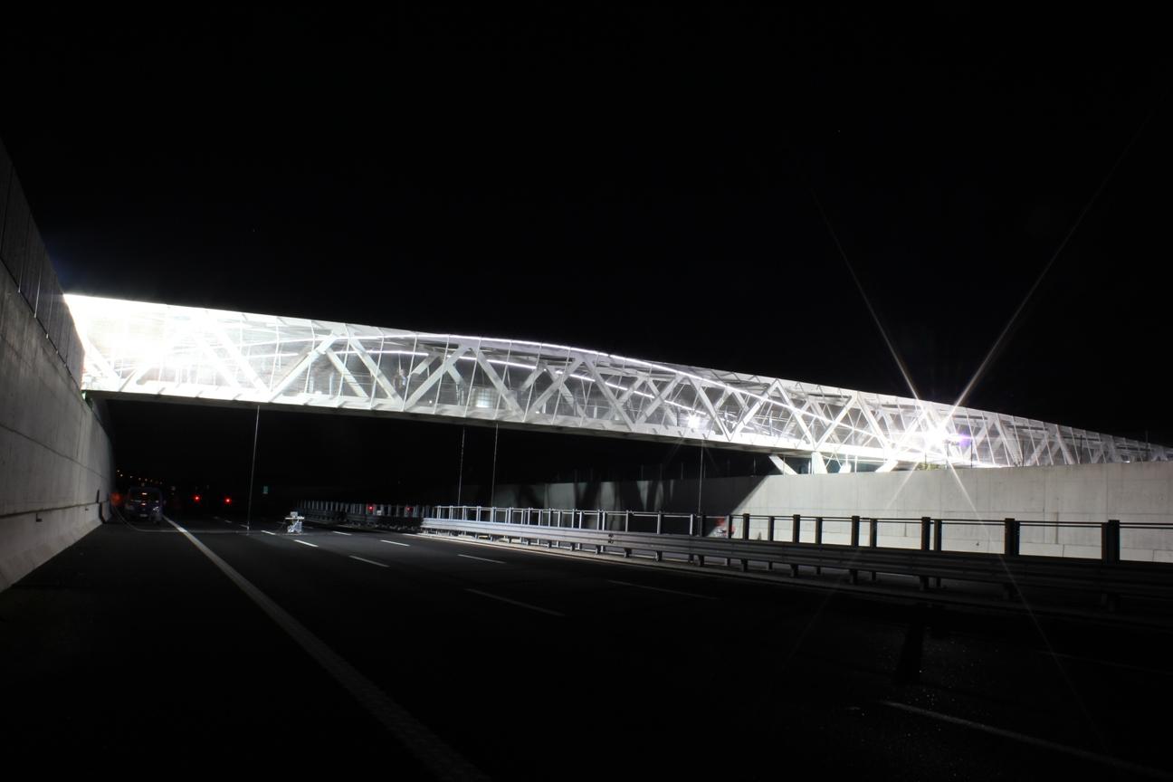 Passerella Ciclopedonale di Sambughè  e collegamento S.P. Zermanesa – Autostrada A27