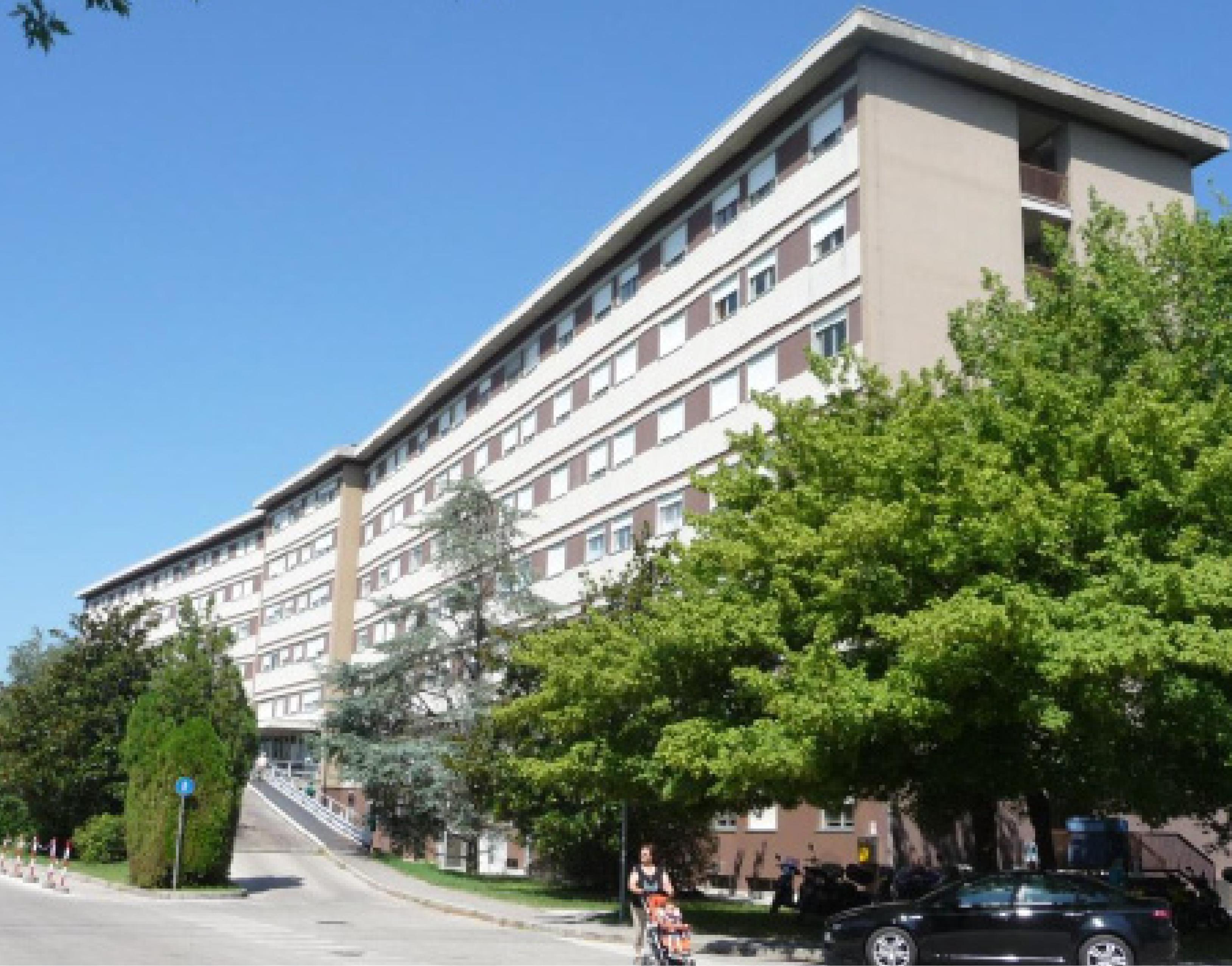 Prevenzione sismica dell'Ospedale di Dolo – Venezia