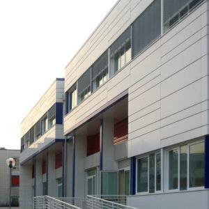 Prevenzione sismica dell'Ospedale di Mirano – Venezia