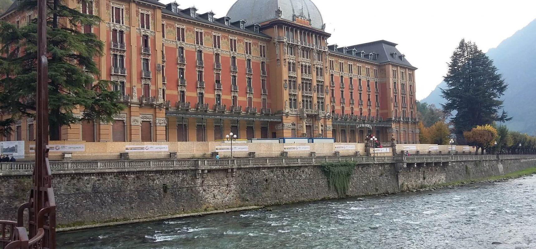 Hotel San Pellegrino Terme